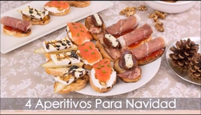 Aperitivos f ciles con tamara hogar cocina facil for Platos para aperitivos