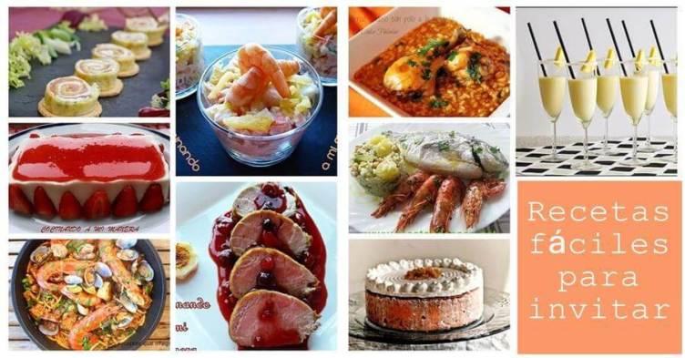 Navidad 9 recetas para invitar hogar cocina facil for Cocina facil para navidad