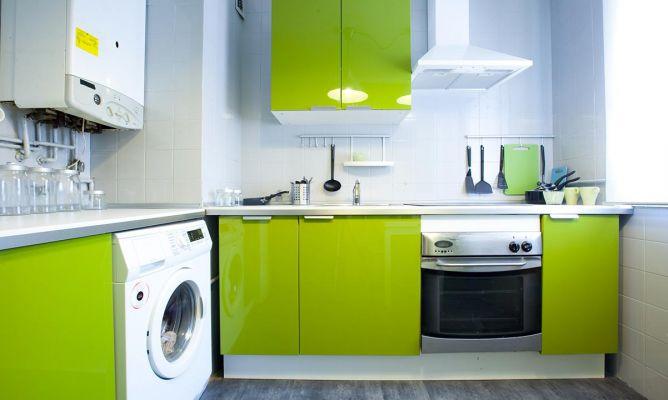 Reformar una cocina sin hacer obra  Decogarden
