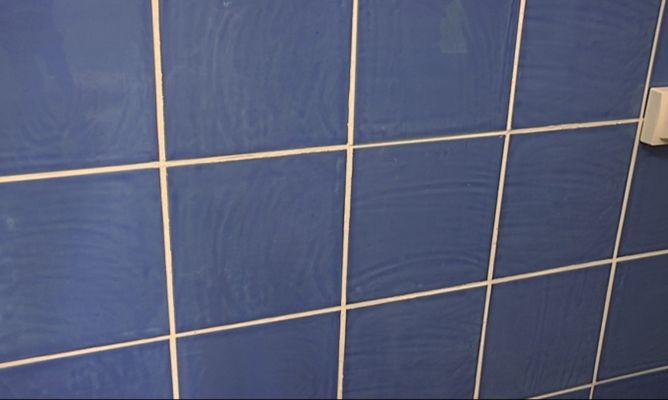 Perforar juntas de azulejo  Bricomana
