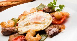 Receta de Berza con patatas  Karlos Arguiano