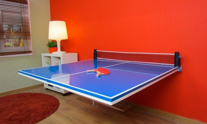Mesa de ping pong  Bricomana
