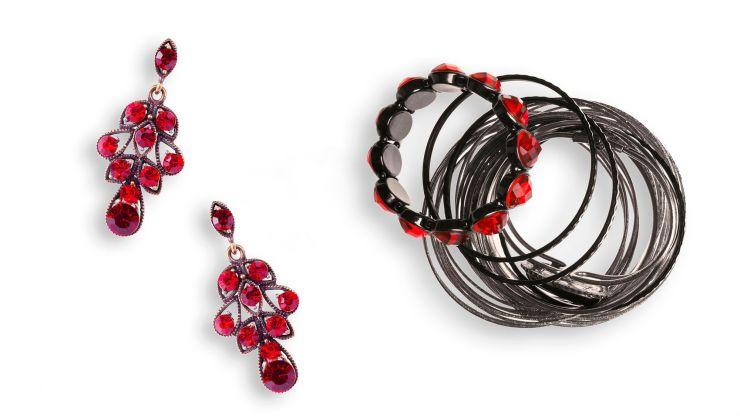 Carnival look - jewelry