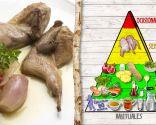 Codornices en escabeche, para dietas bajas en calorías