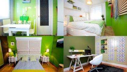 Colores para el dormitorio azul  Hogarmania