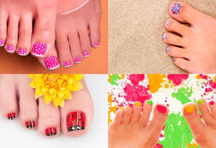 7 Ideas De Pedicuras Originales Para Tus Pies Hogarmania