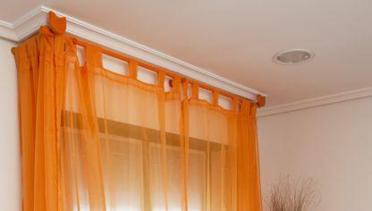 Crear cortinas con cinta de ollaos  Bricomana