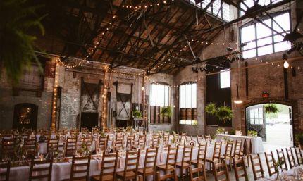 Cómo decorar una boda industrial - Hogarmania