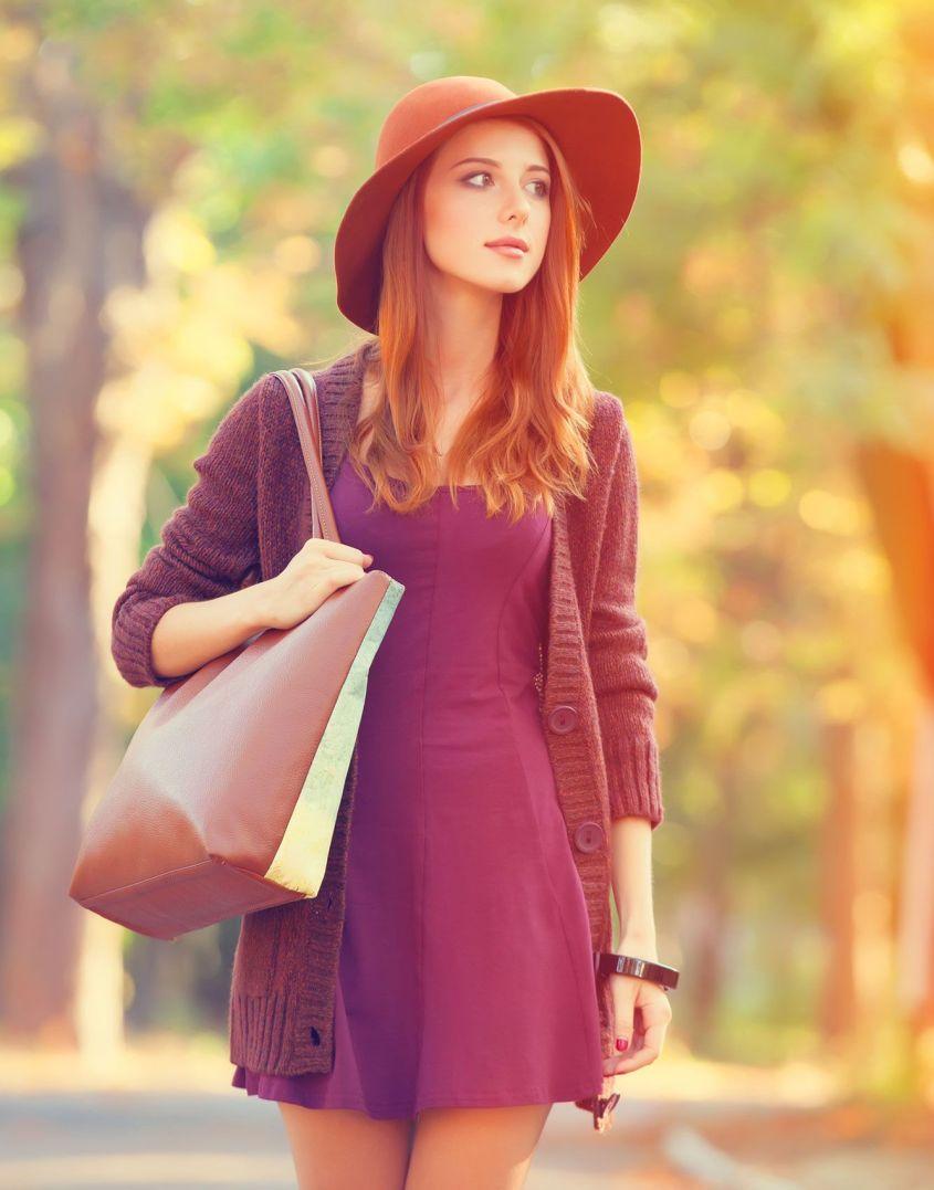 fashion green autumn colors