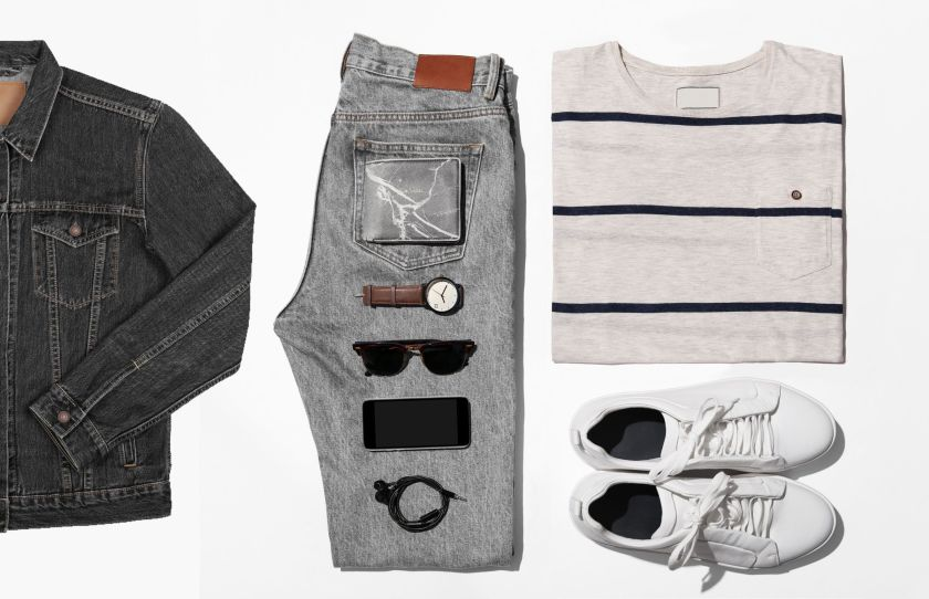 Gray your winter color