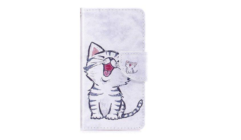 Kitten mobile cover.
