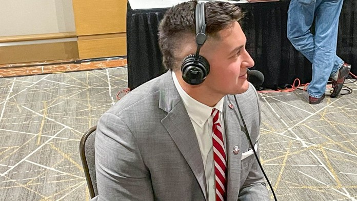SEC MEDIA DAYS 2021: Morgan always told himself he could do what he's doing