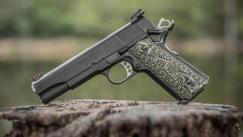 How To Make Wood Gun Grips