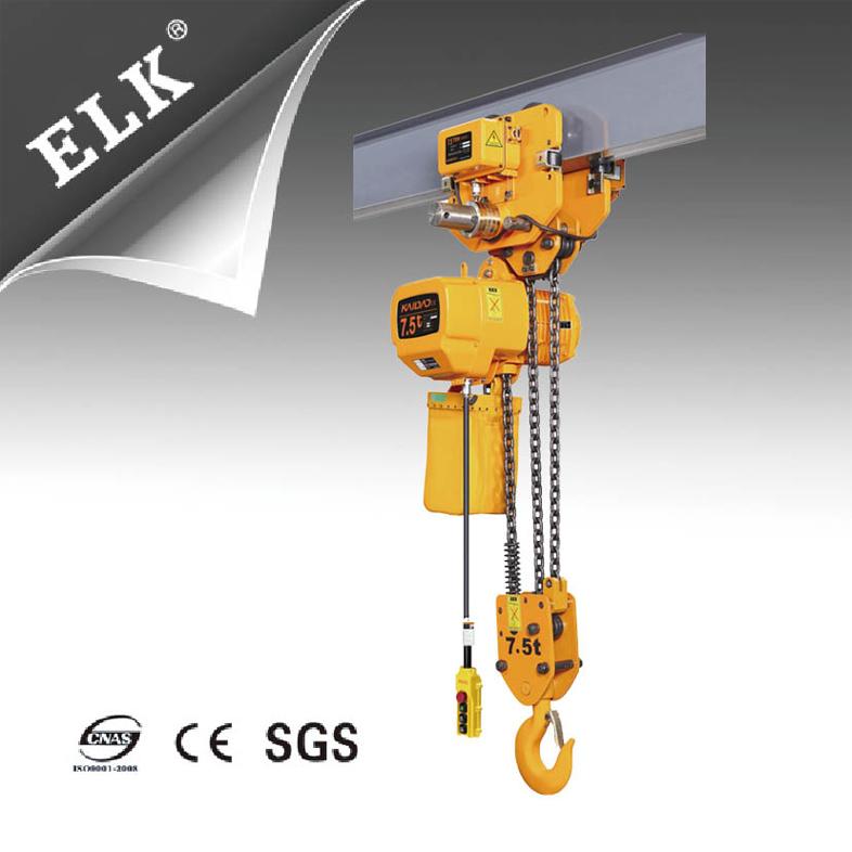 Jual Elk Hoist Crane Surabaya Tingkatkan Efektivitas Dan