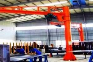 Bengkel Industri Jib Crane Surabaya