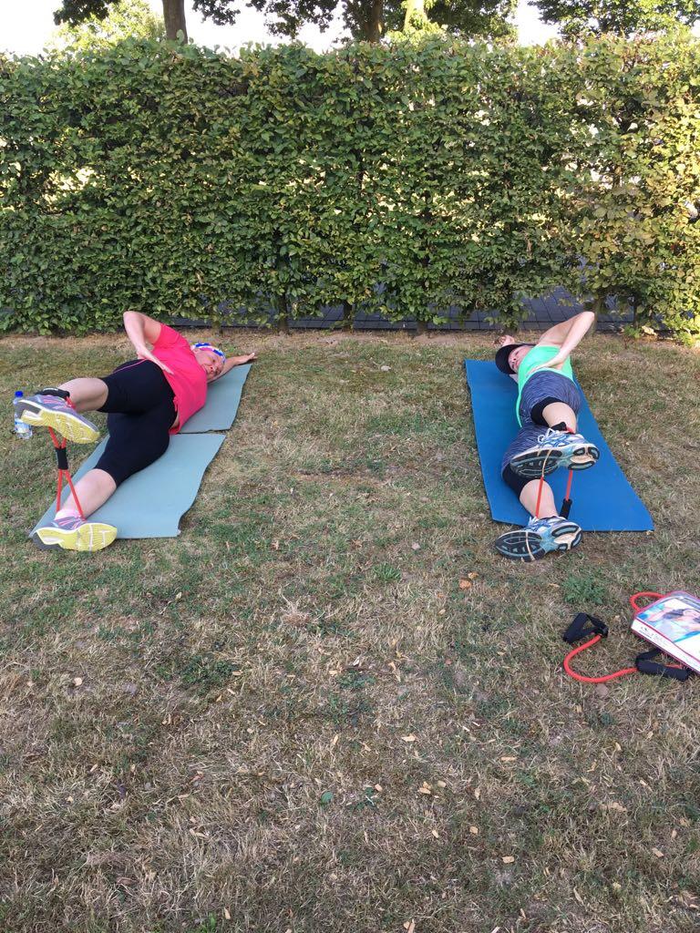 Hoisten Fitness Parcours_Functional Training