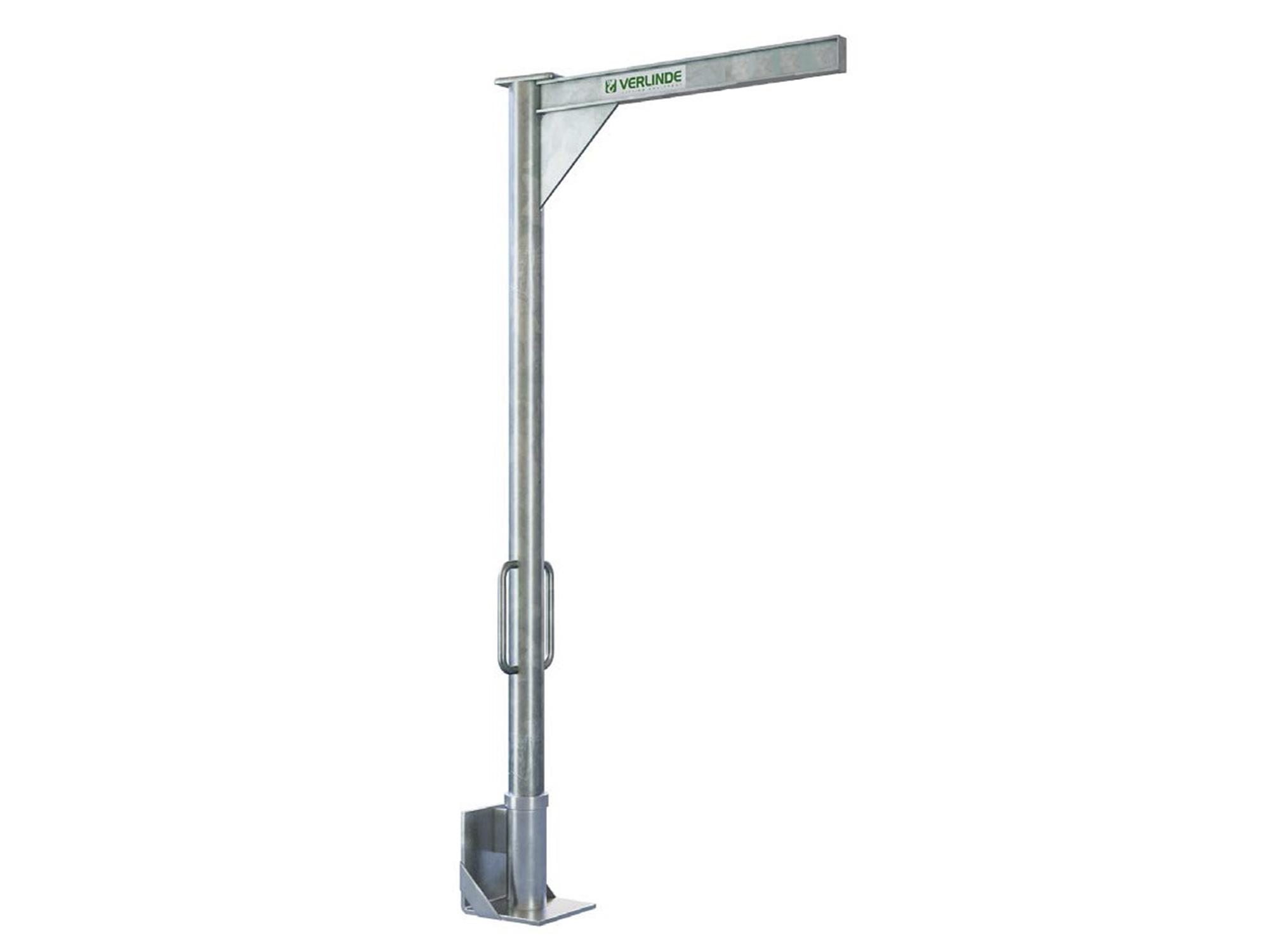 VEP Stainless Steel Portable Davit Crane - Hoist UK