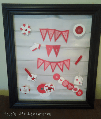 "DIY ""Love is Sweet"" Display"