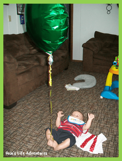 Balloon Fun for Babies