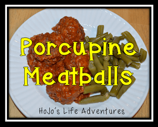 These delicious porcupine meatballs are a great, easy to make recipe that the entire family with love! You can have supper on the table with just ten minutes of prep work!