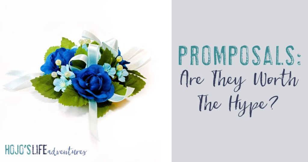 Promposals: They've been popping up in recent years, but are they worth all the hype? Here's one person's take on them.