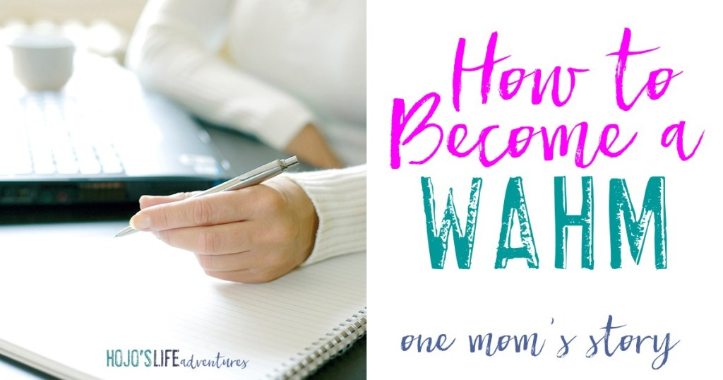 Are you wondering how to become a WAHM? Here one woman shares the story of how she started various businesses that now allow her to stay home with her children while having less financial stress thanks to the extra hours she puts in online!