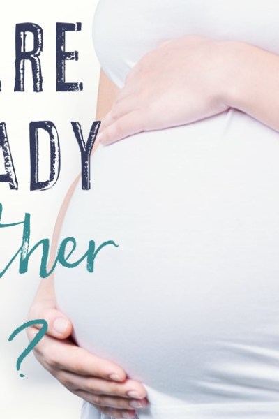 When Are You Ready for Another Baby?