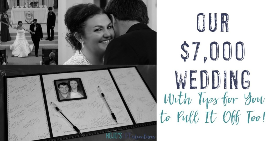 Getting married? Stuck to a budget? This blog post shares how one couple did it, and they're tips for helping you as well!