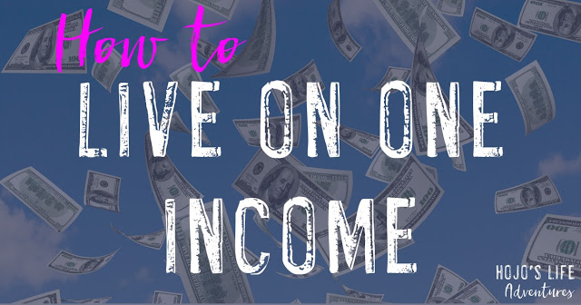 Here are six practical tips you can start utilizing today if you want to find out how to live on one income!