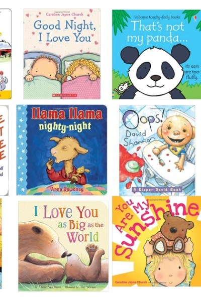 Books for Toddlers with a Short Attention Span