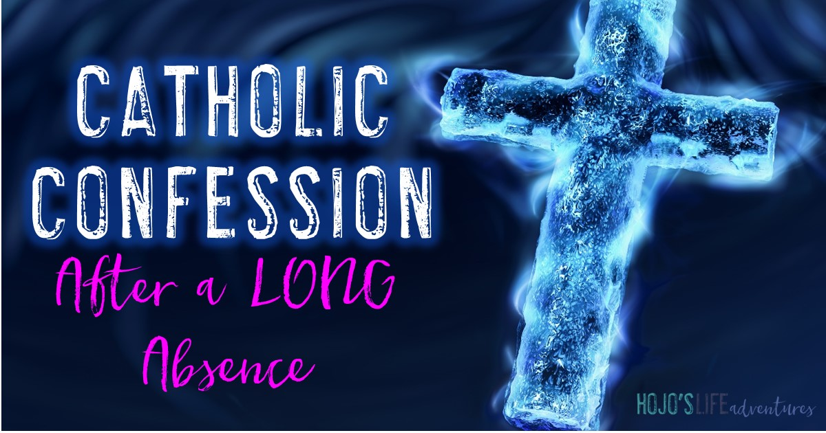 Are you a Catholic who has walked away from the church for a long time? Here I share my experience with Catholic confession after a long absence, and I encourage you to go back to the church and the confessional as well!