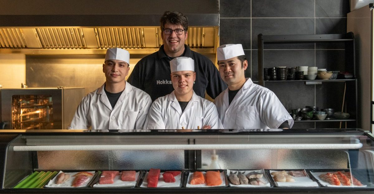 Vacatures: Sushi Chef & Student Kok