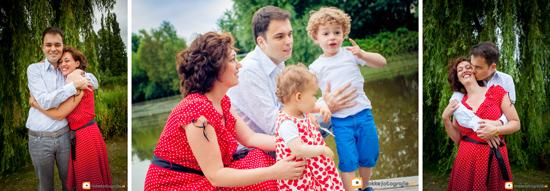 thuisshoot | familieshoot - Rotterdam