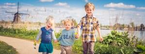 Familieshoot in Bleiswijk