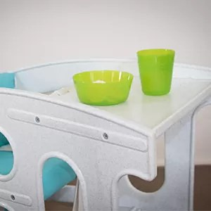 Childs table and chair 3 in 1 high chair