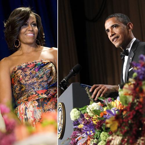 Barack y Michell Obama