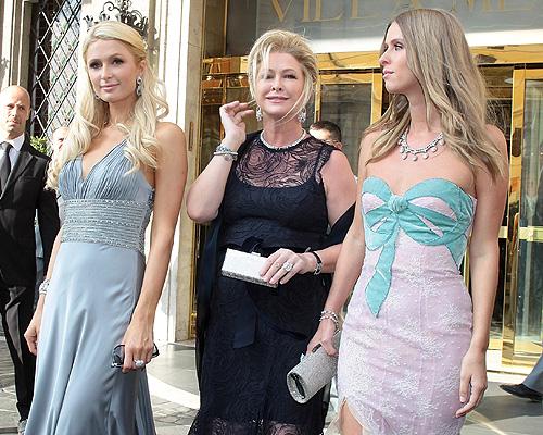 Paris, Kathy e casamento Nicky Hilton Petra Ecclestone
