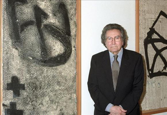 Fallece El Artista Antoni Tpies A Los 88 Aos