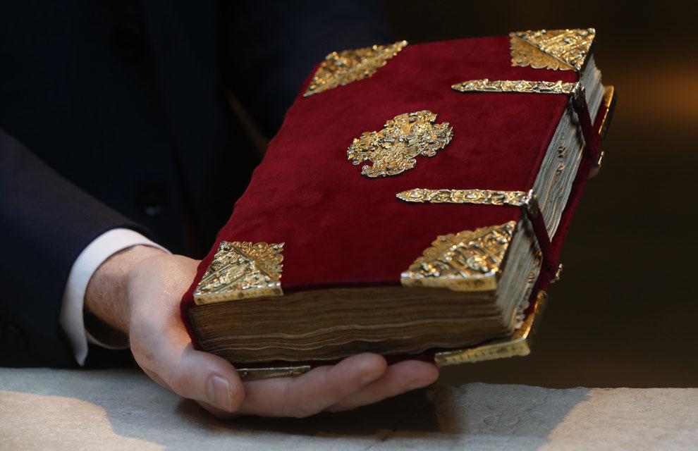 As es el libro ilustrado ms caro del mundo