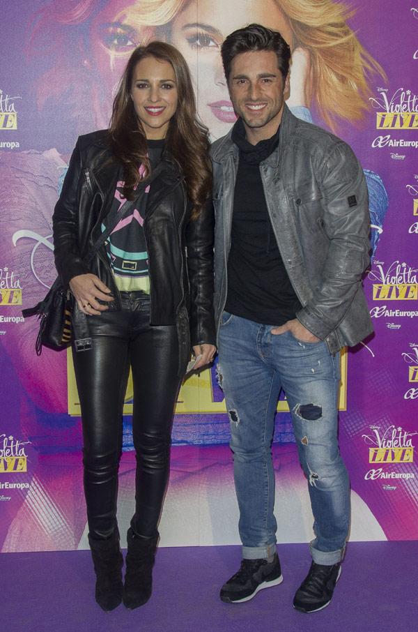 David Bustamante y Paula Echevarra disfrutan como nios