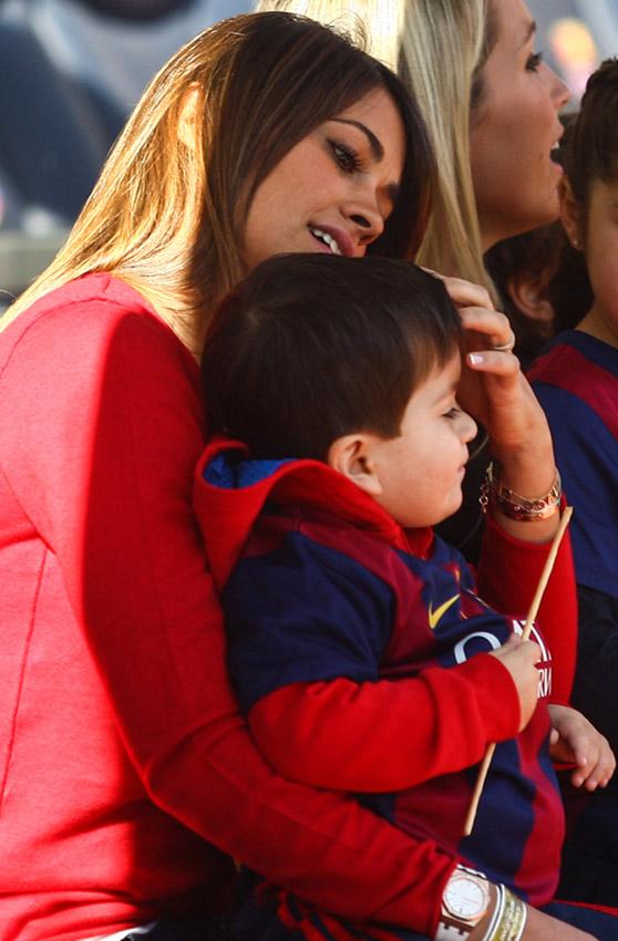 Leo Messi Andrs Iniesta Isco Alarcn y Luka Modric el