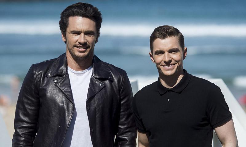 James Franco y su hermano Dave tan diferentes pero tan afines levantan suspiros en San Sebastin