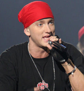 Eminem Noticias fotos y biografa de Eminem
