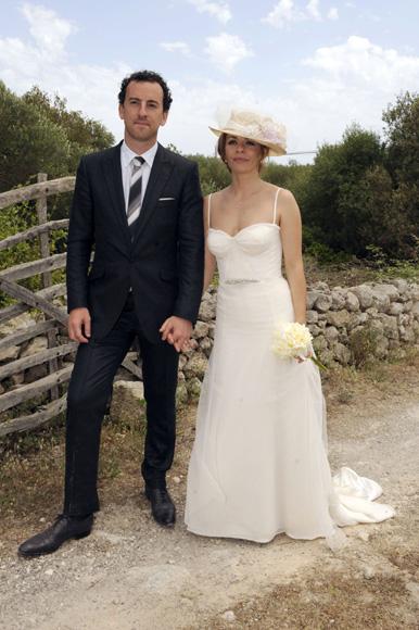 Mara Adnez se casa en Menorca