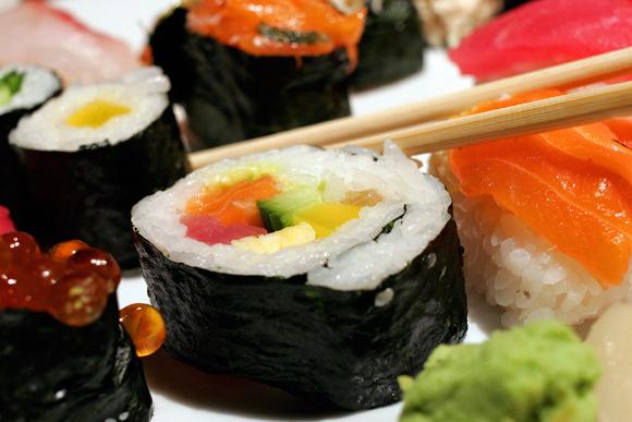 Sushi sashimi nori miso sabes qu es qu en la