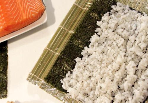 Cocina japonesa aprende a preparar makis y nigiris de