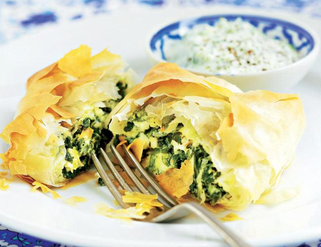 Cocina griega un men digno de dioses