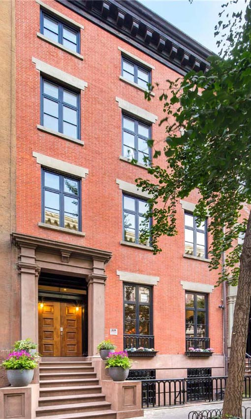 Echa un vistazo a la casa de Sarah Jessica Parker en Nueva York Est a la venta