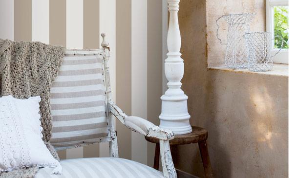 Trucos de decoracin El arte de pintar las paredes para