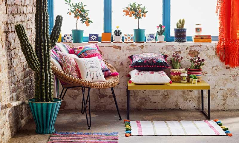 Viva Mxico y su decoracin alegre atrevida y apasionada
